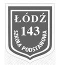 Strona główna Szkoły Podstawowej nr 143 w Łodzi