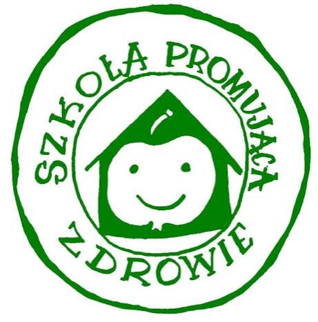 Szkoła promująca zdrowie - Logo