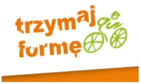 Trzymaj formę - Logo