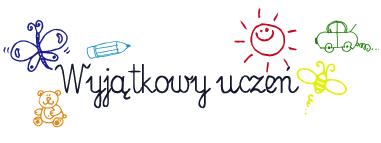 Wyjątkowy Uczeń - Logo