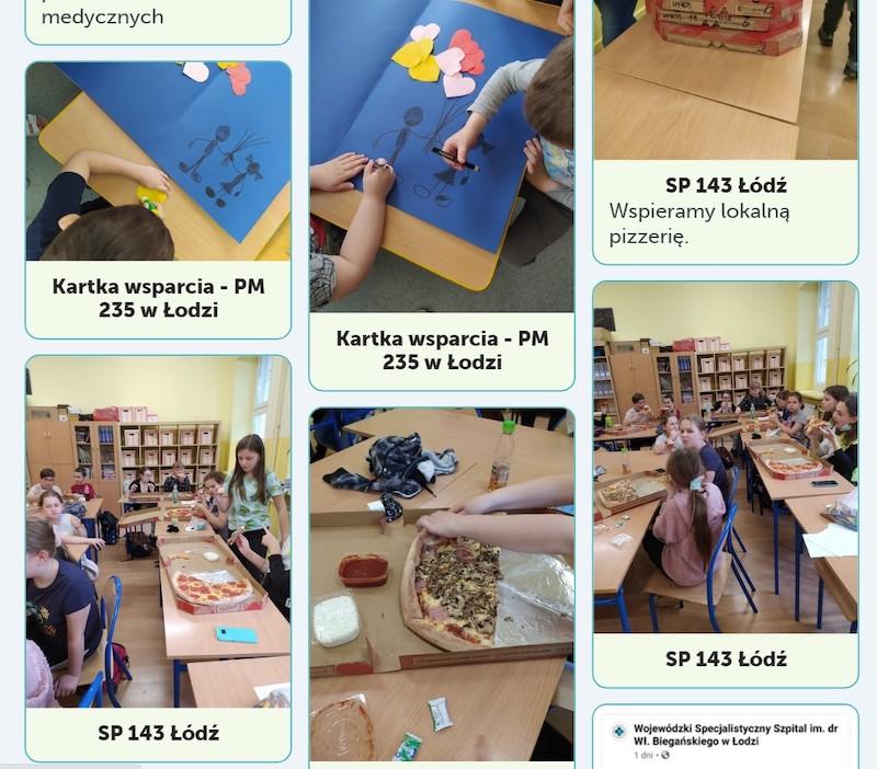 Czas na wsparcie - prace uczniów [2]